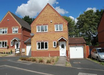 Thumbnail 3 bedroom detached house for sale in Fuchsia Drive, Pendeford, Wolverhampton