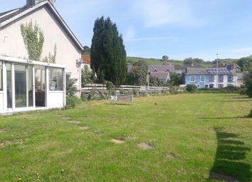 Land for sale in Pwllhobi, Llanbadarn Fawr, Aberystwyth SY23