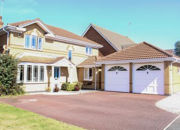 Thumbnail 4 bed property for sale in Ashpole Spinney, Northampton