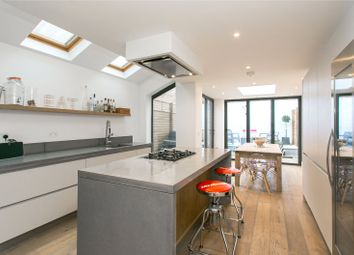 Thumbnail 4 bed terraced house for sale in Ranmere Street, London