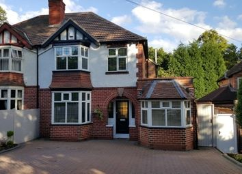 Thumbnail 4 bed semi-detached house to rent in Rosemary Hill Road, Four Oaks, Sutton Coldfield