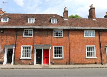Thumbnail 2 bed terraced house for sale in Palmerston Street, Romsey, Hampshire