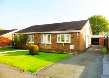 Thumbnail 2 bedroom semi-detached bungalow for sale in Thorne Road, Swindon
