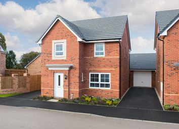 "Thumbnail 4 bed detached house for sale in ""Kingsley"" at Lee Lane, Royston, Barnsley"