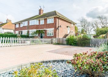 Thumbnail 2 bed flat for sale in Fitzalan Road, Arundel, West Sussex