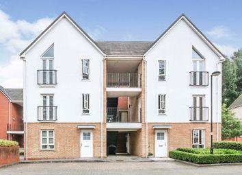 Thumbnail 1 bed flat for sale in Heathlands Grange, Stapenhill, Burton-On-Trent