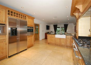 Thumbnail 6 bedroom detached house for sale in Chelsfield Hill, Orpington, Kent
