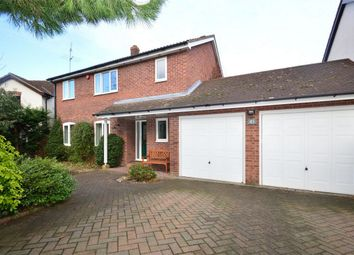 Thumbnail 4 bed detached house for sale in Mount Pleasant Lane, Hatfield, Hertfordshire
