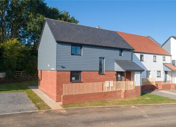 Thumbnail 3 bed semi-detached house for sale in Evans Field, Budleigh Salterton