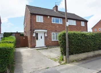 Thumbnail 3 bed semi-detached house for sale in Cantilupe Crescent, Swallownest, Sheffield