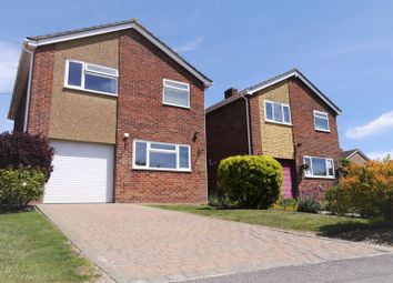 Thumbnail 3 bed link-detached house for sale in Tower Estate, Warpsgrove Lane, Chalgrove, Oxford