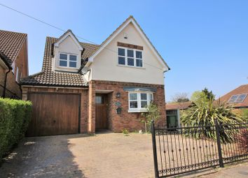 Thumbnail 4 bed detached house for sale in Shelley Avenue, Basildon