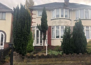 Thumbnail 3 bed terraced house to rent in Church Lane, West Bromwich
