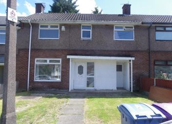Thumbnail 4 bed semi-detached house to rent in Bardon Close, Liverpool