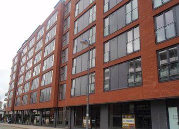 Thumbnail 1 bed flat to rent in Latitude, Bromsgrove Street, Birmingham