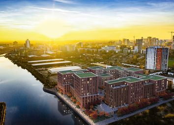 Thumbnail 2 bed flat for sale in Bridgewater Wharf, Ordsall Lane, Manchester