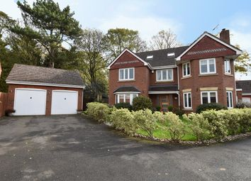Thumbnail 6 bed detached house for sale in Aspens Way, Woodland Grange, Bromsgrove