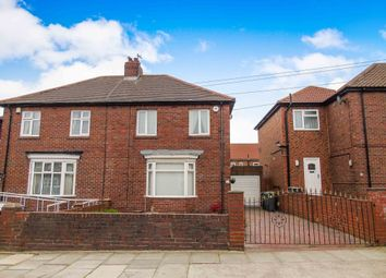 Thumbnail 3 bed semi-detached house for sale in Hartleyburn Avenue, Hebburn