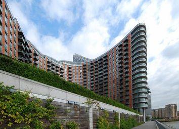 Thumbnail 1 bedroom flat to rent in New Providence Wharf, 1 Fairmont Avenue, Blackwall, Canary Wharf, London