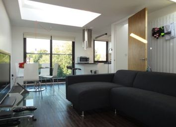 Thumbnail 3 bed flat to rent in Hemstal Road, West Hampstead