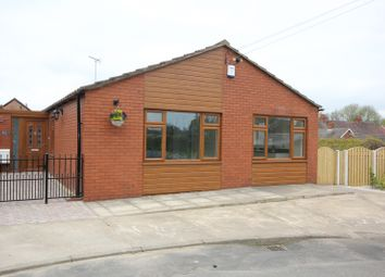 Thumbnail 3 bed bungalow for sale in The Willows, Barton Upon Humber