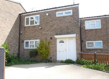 Thumbnail 3 bed terraced house to rent in Ragdale Close, Peterborough