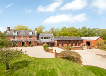 Thumbnail 6 bed detached house for sale in Greenwood Lane, Durley, Southampton