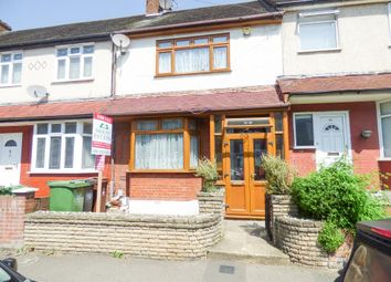 Thumbnail 2 bedroom terraced house for sale in Royston Avenue, Chingford, Essex