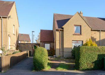 Thumbnail 2 bed end terrace house for sale in 33 Dunpender Drive, Haddington