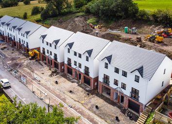 Thumbnail 3 bed semi-detached house for sale in Albertina Road, Newbridge, Newport