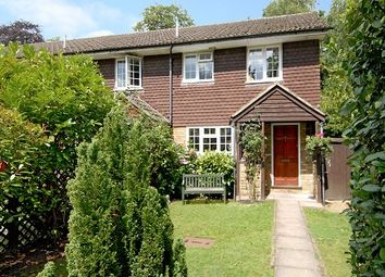 Thumbnail 3 bed end terrace house to rent in Newark Road, Windlesham
