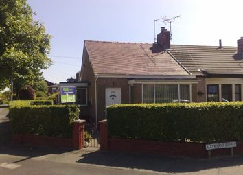 Thumbnail 1 bedroom bungalow to rent in Haywood Road, Accrington