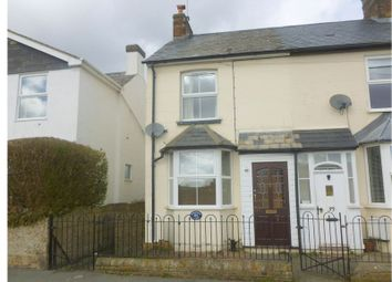Thumbnail 2 bed terraced house to rent in Marsworth Road, Pitstone, Leighton Buzzard