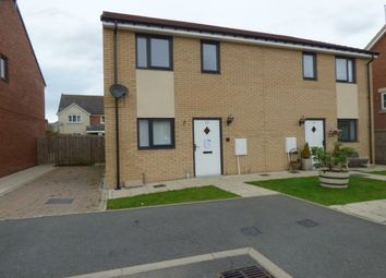 Thumbnail 3 bed property to rent in Spinners Croft, Crook