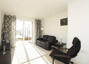 Thumbnail 2 bed flat to rent in Shearwater Drive, Hendon, London