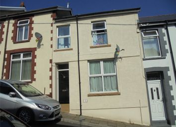 Thumbnail 3 bed terraced house to rent in Wordsworth Street, Wordsworth Street, Cwmaman