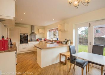 Thumbnail 5 bed detached house to rent in Academy Drive, Dringhouses, York