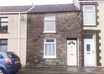 Thumbnail 2 bed terraced house for sale in Victoria Street, Treherbert, Rhondda Cynon Taff.