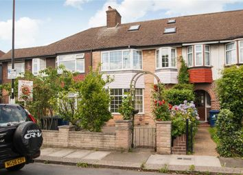 Thumbnail 4 bed terraced house to rent in Cloister Road, London