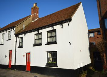 Thumbnail 2 bed semi-detached house for sale in Southampton Road, Lymington, Hampshire