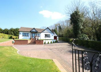 Thumbnail 4 bed detached bungalow for sale in Stonehouse Road, Halstead, Sevenoaks, Kent