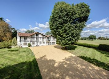 Thumbnail 6 bed detached house for sale in Hurley Lane, Hurley, Maidenhead, Berkshire