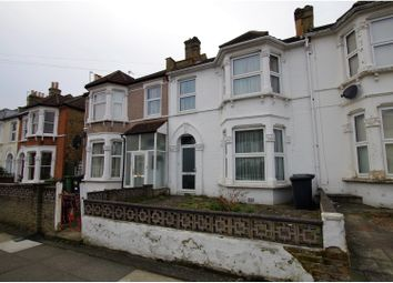 Thumbnail 3 bed terraced house for sale in Minard Road, London