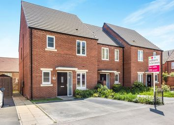 Thumbnail 3 bedroom town house for sale in Wild Geese Way, Mexborough