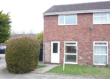 Thumbnail 2 bed semi-detached house to rent in Haston Close, Hereford
