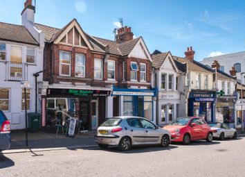 Thumbnail 1 bed flat for sale in Coombe Road, Brighton