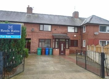 Thumbnail 3 bed terraced house for sale in Shayfield Avenue, Manchester