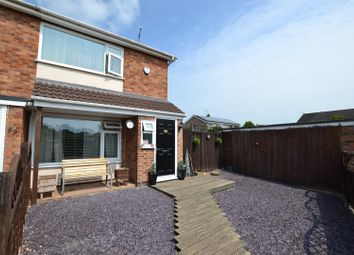 Thumbnail 2 bed town house for sale in Avenue Road, Sileby, Leicestershire