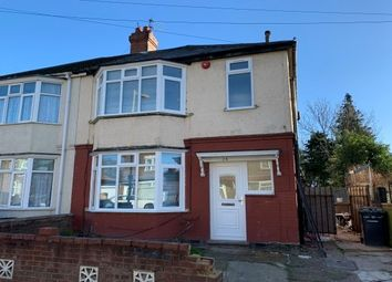 Thumbnail 3 bed property to rent in Millfield Road, Luton
