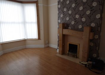 Thumbnail 3 bed terraced house to rent in Percy Street, Hartlepool